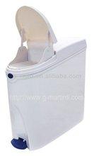 20L Plastic Feminine Hygiene Pedal Sanitary Bin