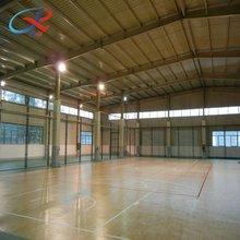 basketball court wood type flooring
