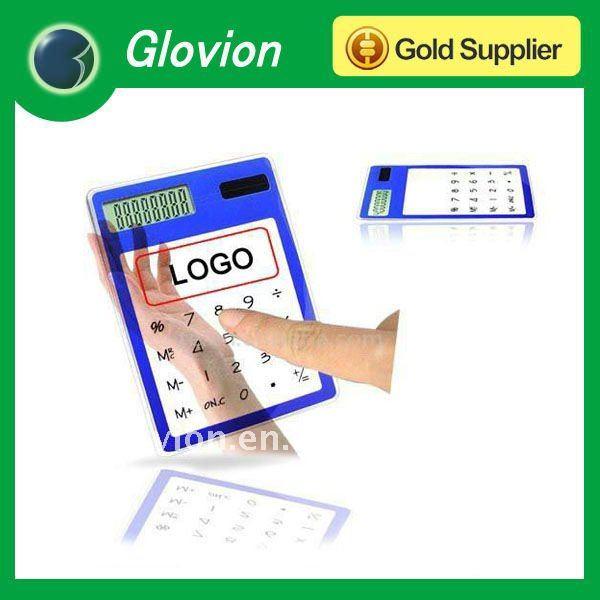 Best solar transparent calculator transparent solar powered touch screen calculator touch screen transparent calculator