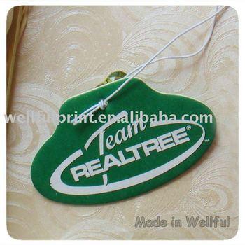 Car Paper Air Fresheners (WF-5004)