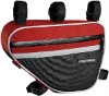 Separate compartment triangle bicycle frame bag