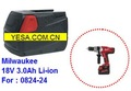 Milwaukee 18v 3ah bateria li-ion 48-11-1830