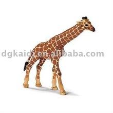 giraffe plastic animal toys