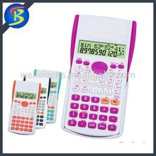 10+2digits display Scientific Calculator