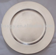 pp Charger plastic plate