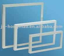 Aluminum frames