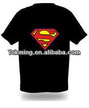 factory el flashing t-shirt