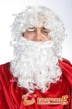 Hotsell Christmas hair wig, cheap festival wig, santa father wigs
