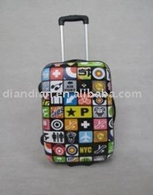 2012 Fashion Rolling Beauty Hard Case With trolley (DC-8104)