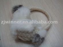 2011 Fashion Knitted Ear Muffs