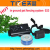 Dog In-ground Pet Fencing Device, electric fence system , dog fencing system TZ-PET023