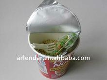 Halal non-fried instant noodles