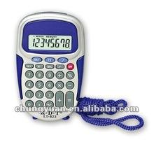8 digits scientific electronic mini calculator LT-823