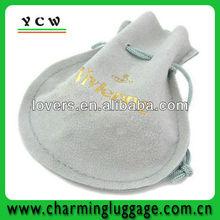 velvet jewellery pouch/velvet gifts bag/jewellery pouch