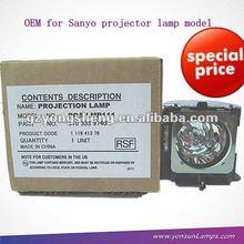 EIKI 610 333 9740/Sanyo POA-LMP111 Projector lamp