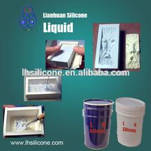 silicone rubber skin liquid,Liquid silicone rubber for stone molds