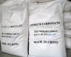 lithium carbonate 99.9 Industrial battery grade