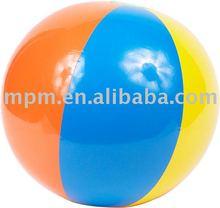 Hotsale EN 71 PVC inflatable led beach ball