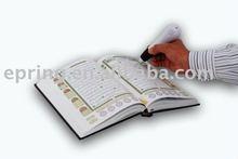 Original 4GB Digital Pen Al Quran with Big Size Quran and Leather Cover