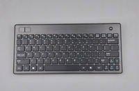 2.4G Wireless Keyboard with Trackball K2,Portable Slim Keyboard,Fashion square key design