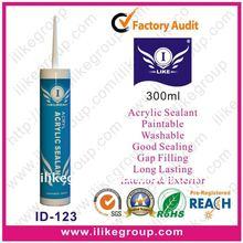 Acrylic silicone Sealants