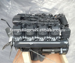 mercedes benz OM442LA engine assembly