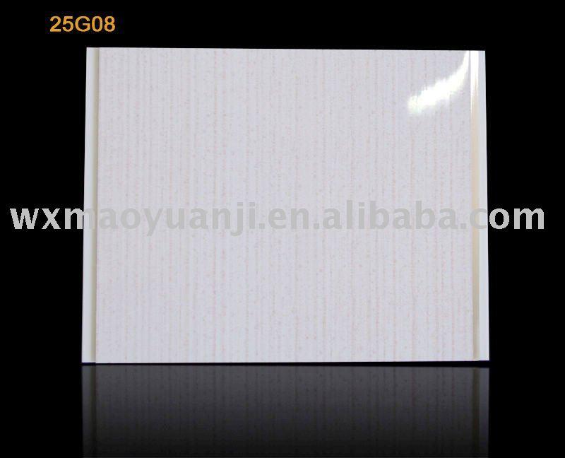 Pvc panel de pared decorativo impermeable