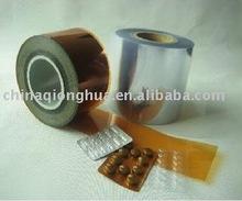 Blister packing rigid transparent pvc film