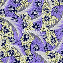 Custom motif batik /Custom real wax printed /Custom indonesia fabrics