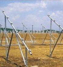 solar panel support installation