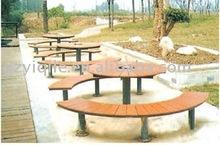 Super outlook Oak wood Park Bench manufacture