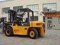 Camión montacargas motor diésel 7 toneladas, aprobado por la c, montacargas con motor diésel