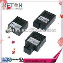 1 x 9 pacote 1.25 G módulo transceiver óptico CWDM