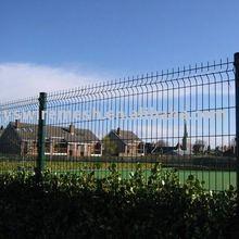welded grassland fence