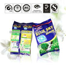 Hot sale hand and machine wash chemical formula of washing powder