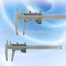 vernier calipers with 4-measurements & fine adjustment