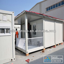 20ft CE, BV certificated modular homes / container house