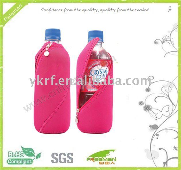 Summer One Bottle Tote Bag