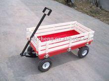 wooden garden cart tc1823