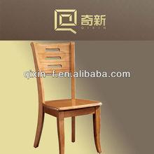 S02 2012 modern style rubber wood restaurant chair