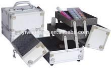 Fashion zebra makeup kit with inner box