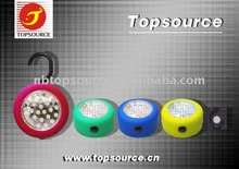 Hot sale TA-225 24 LED work light with hook and magnet