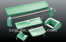 Green ceramic sanitary ware
