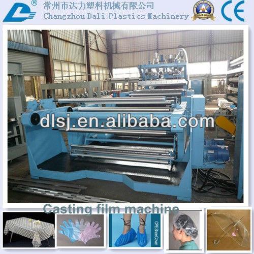Cast film extrusion machine 2300mm