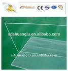 transparent acrylic sheet plexiglass sheet