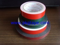 Different backing materials of double sided foam tape