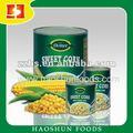 maïs sucré en conserve