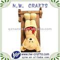 lovely bear figurine animal