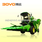 4YZ-4 corn combine harvester machine