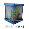 Triangle Glass Fish Aquarium